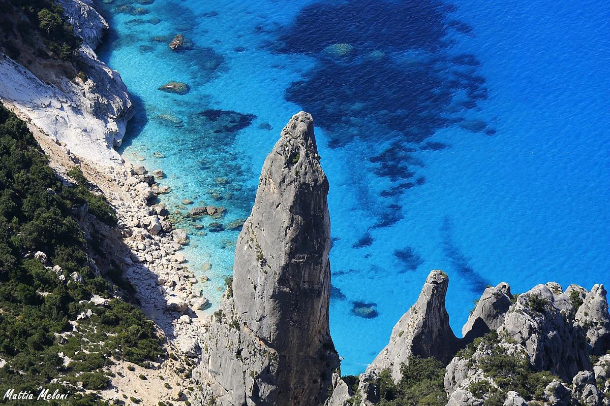 Aguglia Cala Goloritze - Sardinia
