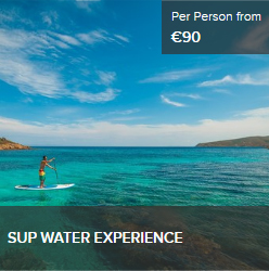 SUP Water Experience Sardinia - Stand Up Paddle