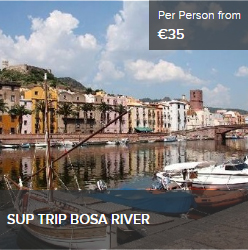 Bosa Trip SUP Stand UP Paddle Sardinia