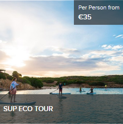 Sup Eco tour adventure Sardinia - Stand Up Paddle