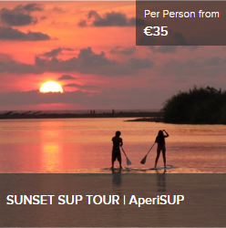 Sunset SUP TOUR Sardinia - Stand Up Paddle