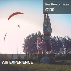 Paragliding Sardinia - Air Experience