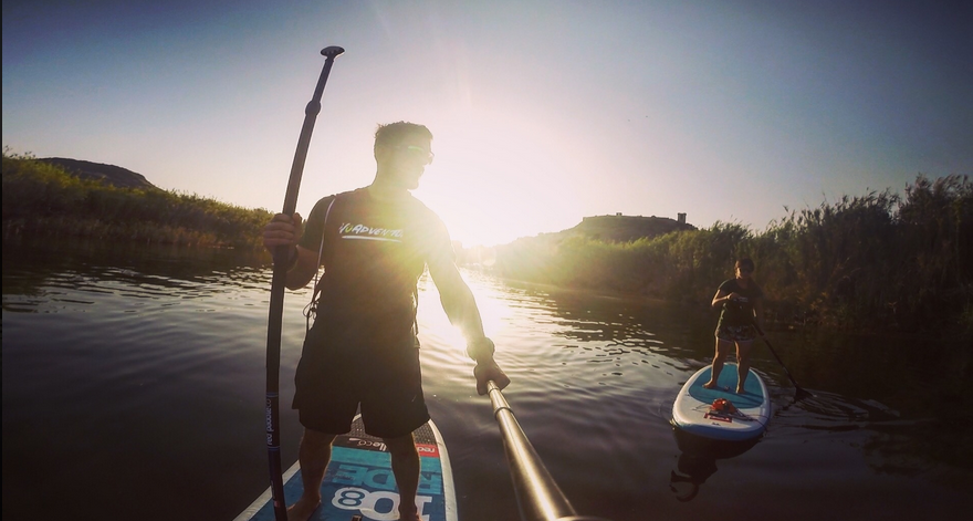 Stand up Paddle Sardinia