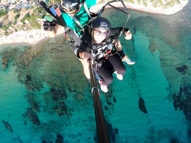 Paragliding-sardinia