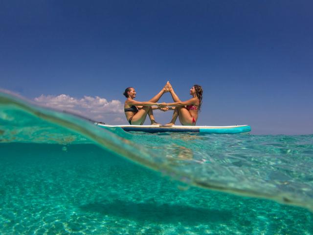 SUP Yoga-sardinia