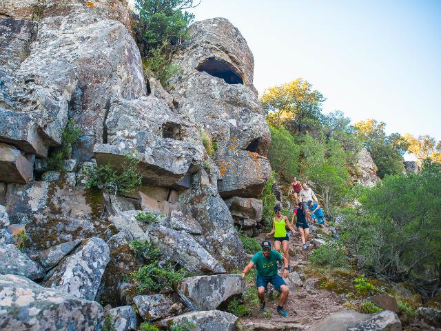 Trekking Sardinia