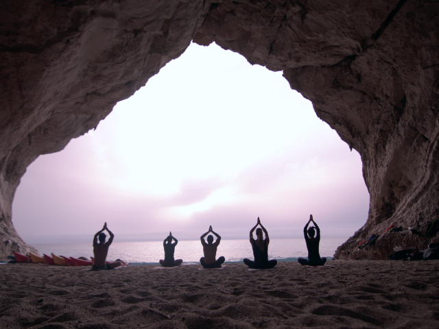 Yoga Outdoor sardinia