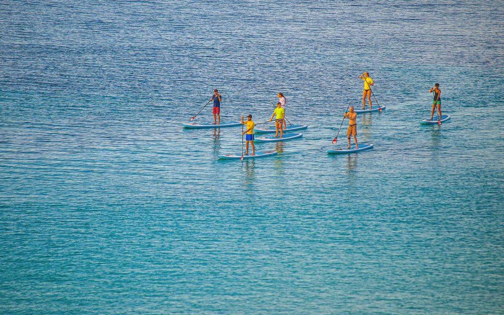 3 GIORNI DI AVVENTURA | SUP-YOGA & HIKE | CALA LUNA - NuAdventure